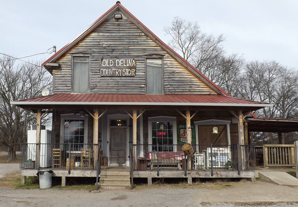 Old Delina Country Store Is The Oldest General Store Near