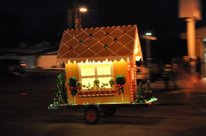 Lighted Christmas Village Sets