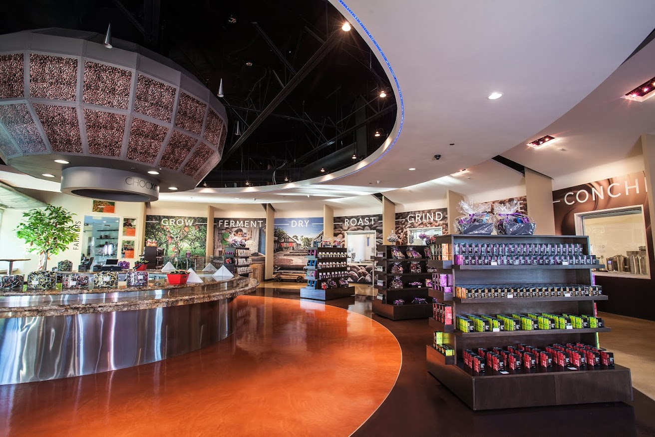 Take An Epic Chocolate Factory Tour At Chocxo In Southern