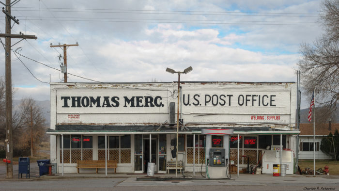 Old Historic Mercantile and Country Stores - Idaho