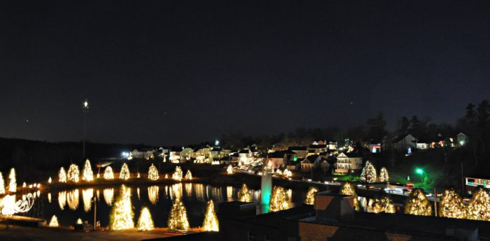 Christmas Light Displays In Nc