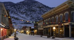 The One Town In Colorado That Turns Into A Winter Wonderland Each Year