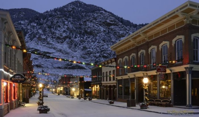 The Town In Colorado That Turns Into A Winter Wonderland Each Year