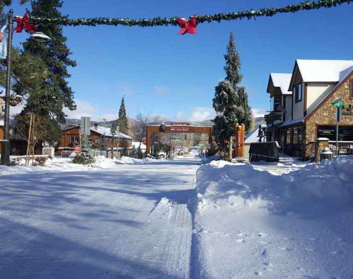 Big Bear Village Christmas.Christmas In The Village Big Bear Ca Thecannonball Org