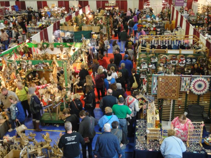 Freeport Holiday Crafts Show