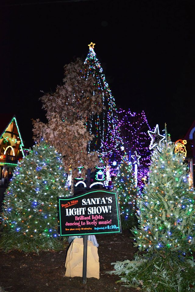 santa u0026 39 s village is the new hampshire christmas park you must visit
