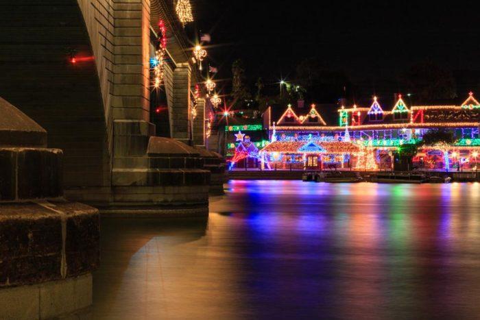 Festival of Lights, Lake Havasu City - 12 Best Arizona Christmas Light Displays