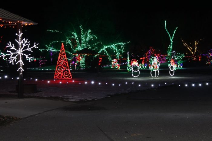 willard bay state parkfacebook - Willard Bay Christmas Lights