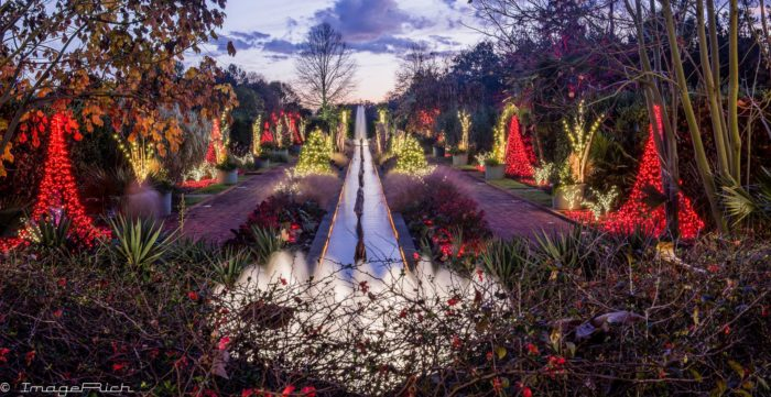 The 10 best christmas light displays in north carolina in 2016 - Daniel stowe botanical garden christmas ...