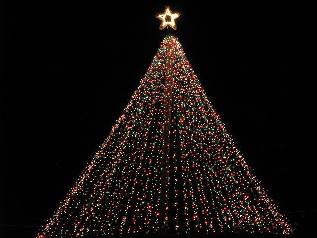15 Best Christmas Light Displays In Pennsylvania 2016 - Christmas Tree In Downingtown Pa