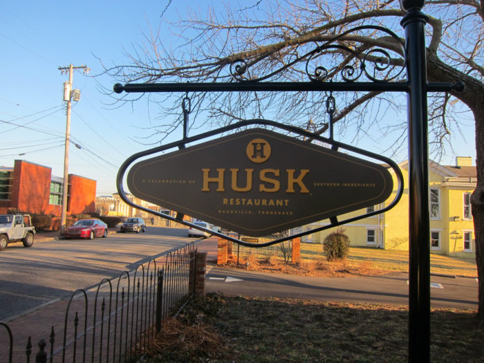 Husk Is The Restaurant With The Best Setting In Nashville