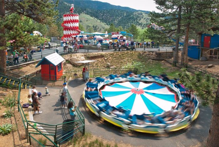 Places To Take Kids To Eat In Colorado Springs