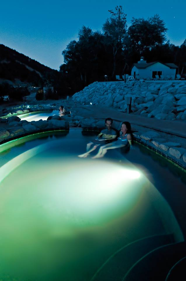 Mount Princeton Hot Springs Resort Near Denver Is The