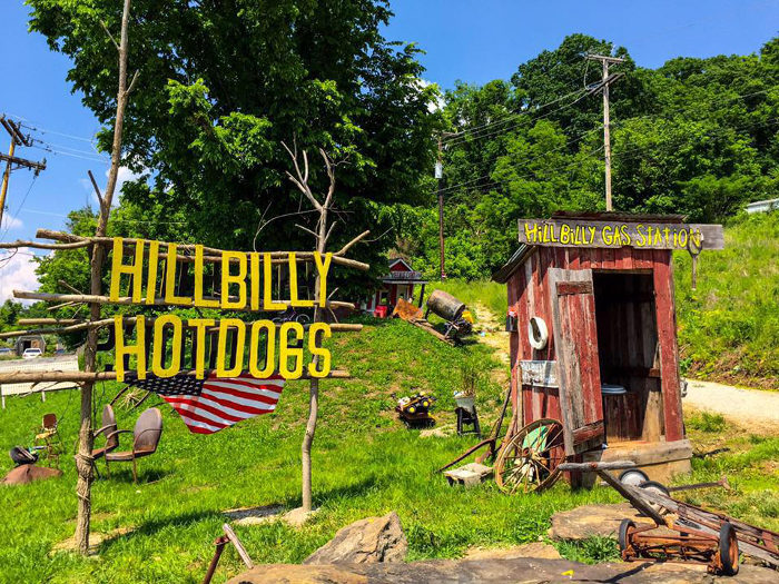 You 39 ll fall in love with hillbilly hot dogs in west virginia for West to best items ideas