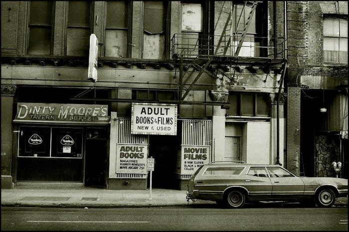 8 Best Vintage Photos From Portland In The 1970s