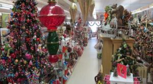 The Christmas Store In Virginia That's Simply Magical