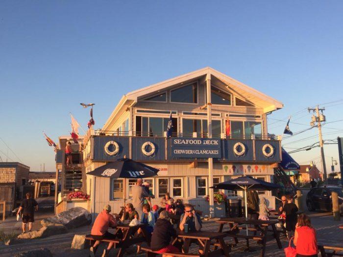 10 Waterfront Restaurants Everyone In Rhode Island Should