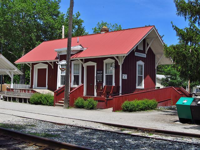 Peninsula Train Depot