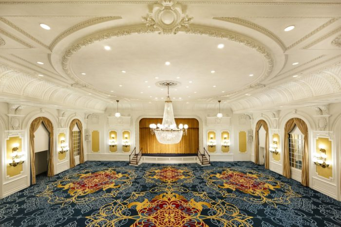 the jefferson hotel is the most beautiful hotel in virginia