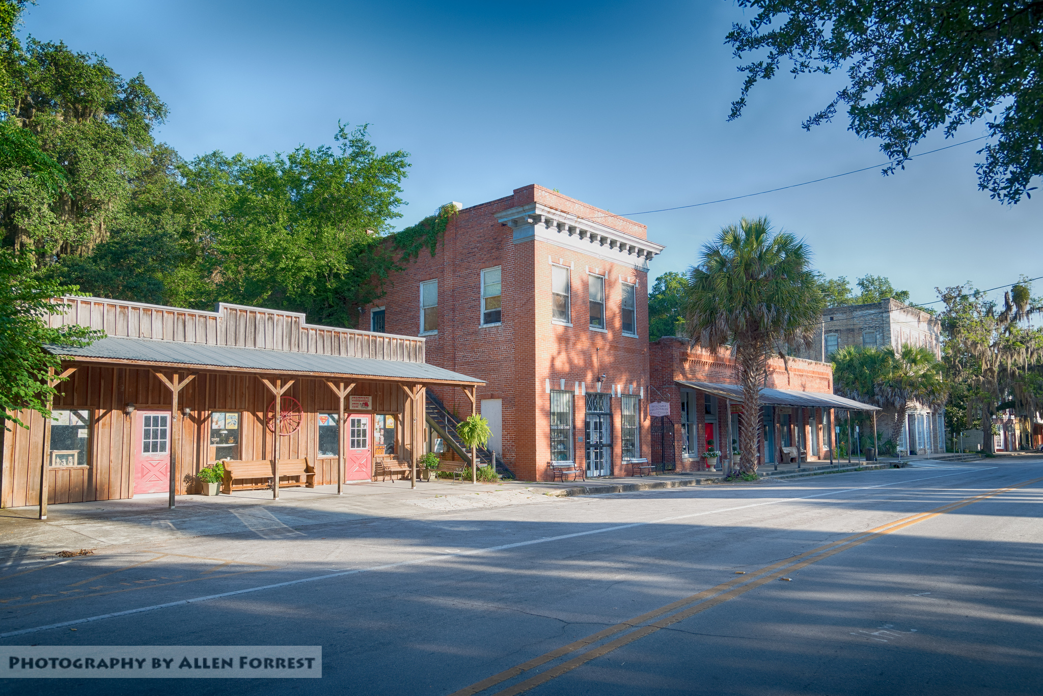 10 slow paced small towns in florida