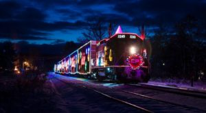 The Magical Holiday Train In North Dakota That Everyone Should Experience At Least Once