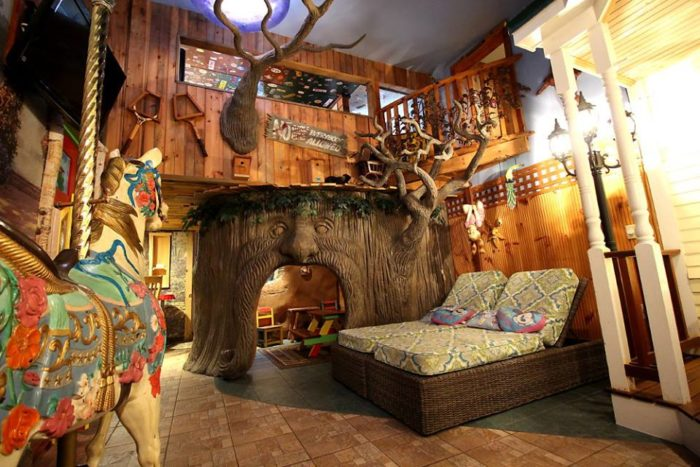 Adventure Suites Is The Most Unique Hotel In New Hampshire