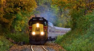 This Epic Train Ride Near Cleveland Will Give You An Unforgettable Experience