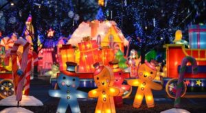 6 Christmas Light Displays In Northern California That Are Pure Magic