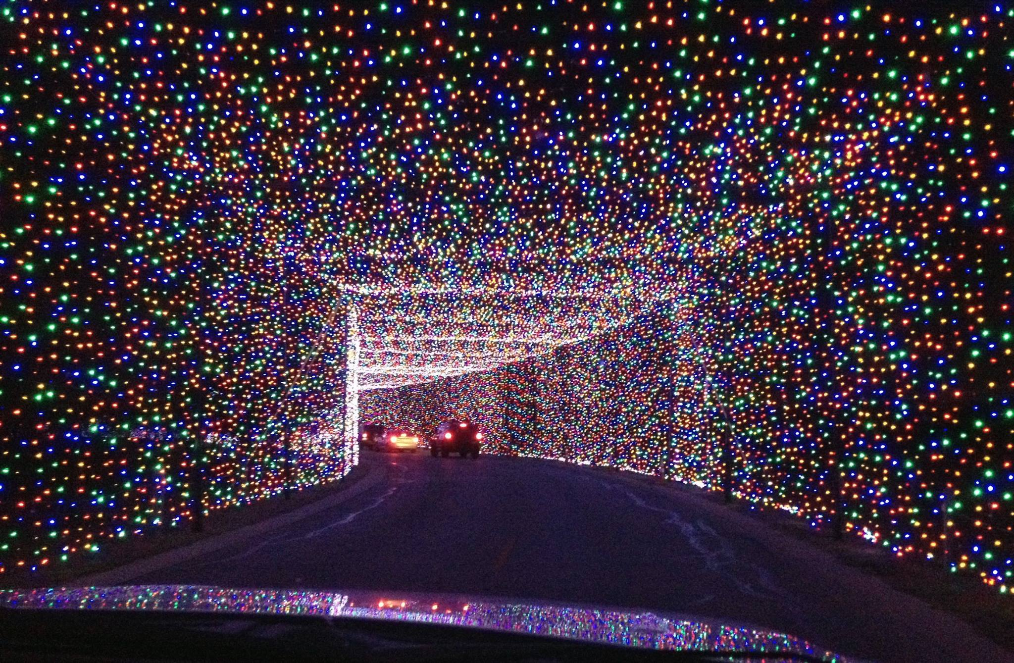 Christmas Lights In Nashville