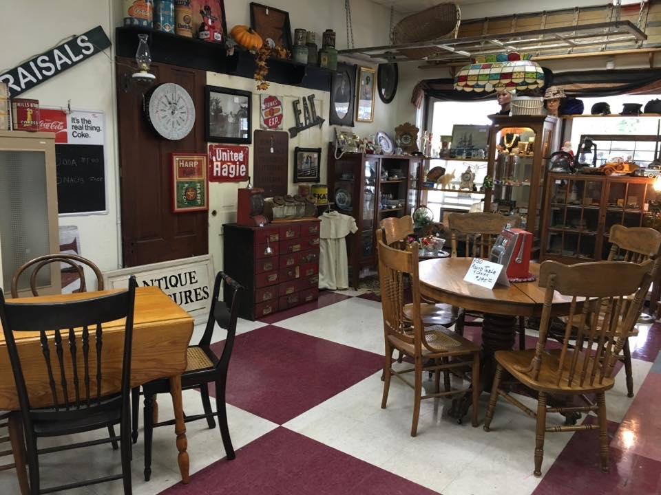 Rhode Island Indoor Flea Markets