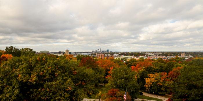 View of University Circle