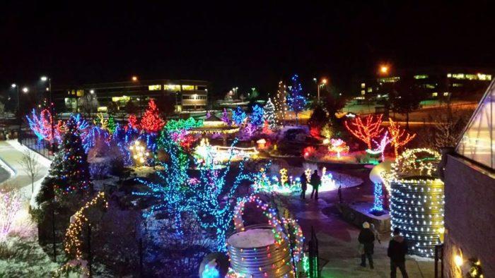 Garden Of Lights (2145 Centre Ave. Fort Collins)