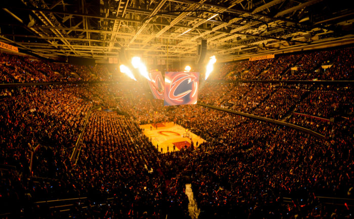 Cavaliers stadium