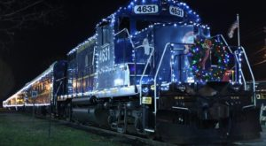 The Magical Polar Express Train Ride In Georgia Everyone Should Experience At Least Once