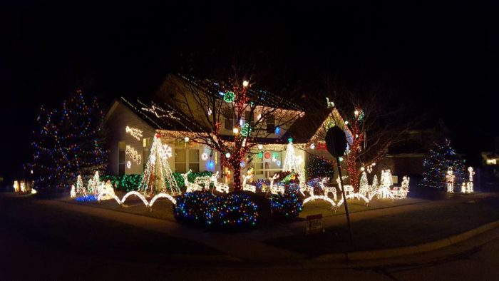 The Christmas Lights Road Trip Through Wisconsin In 2016