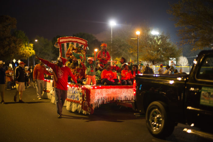 attend the annual christmas parade - Greenville Sc Christmas Parade