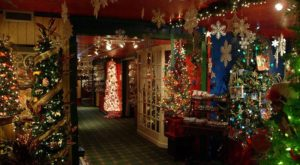 The Christmas Store In North Carolina That's Simply Magical