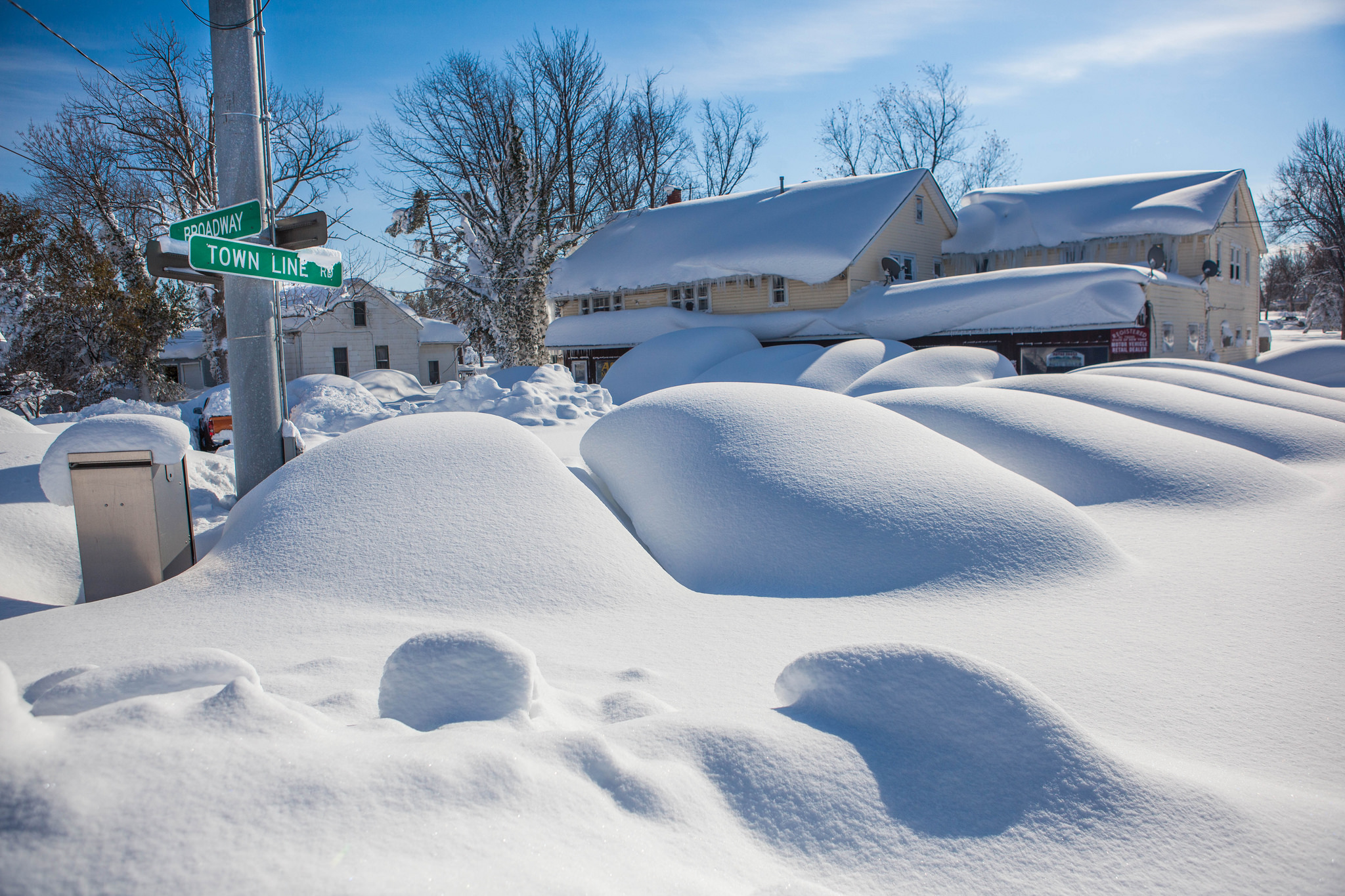 New York S Snowvember Storm That We Ll Never Ever Forget