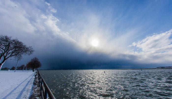 Natural wonders Lake Erie