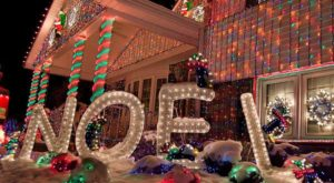 8 Christmas Light Displays In Delaware That Are Pure Magic