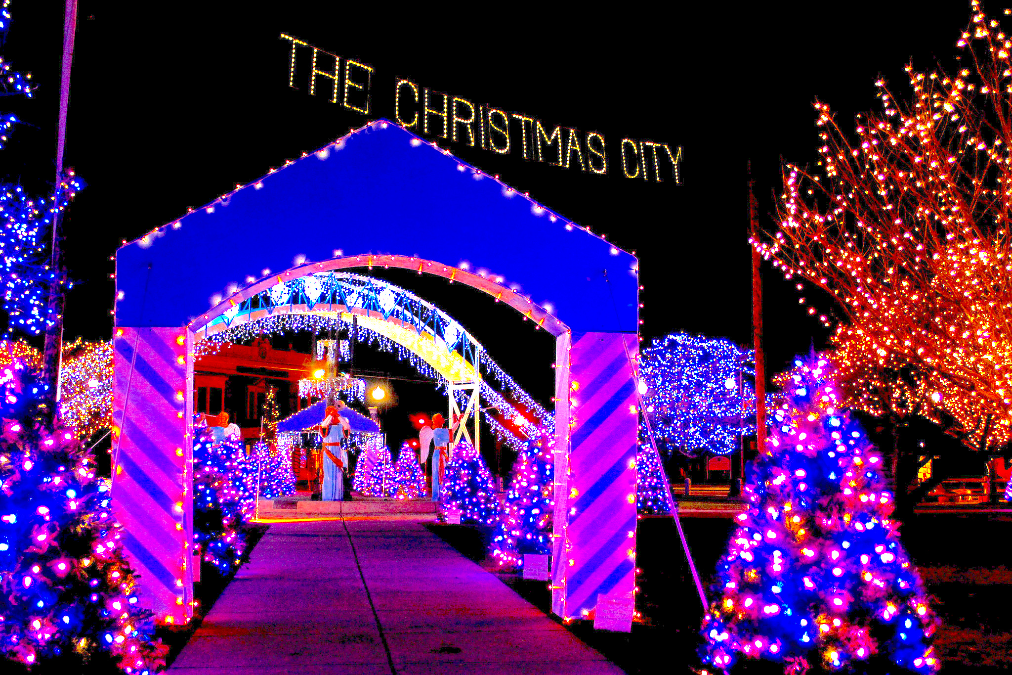 13 best christmas light displays in massachusetts 2016