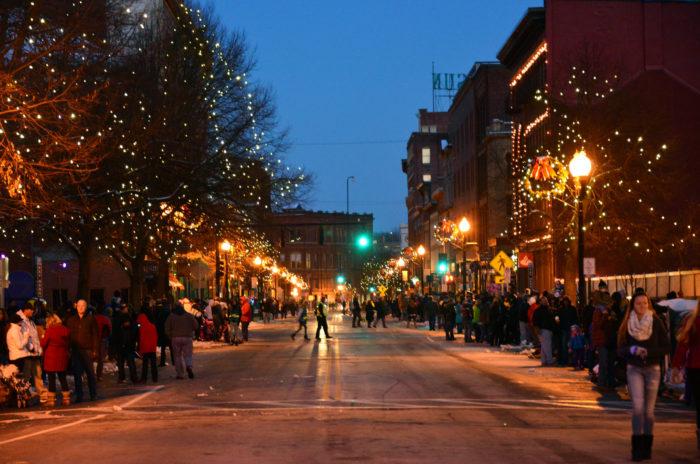 The Christmas Lights Road Trip Through Massachusetts That