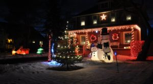 You'll Never Forget A Visit To The Most Enchanting, Magical Christmas Town In North Dakota