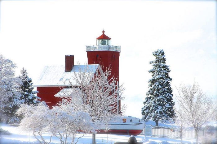 Sonju Two Harbors >> The Lighthouse Bed And Breakfast In Minnesota Is A ...