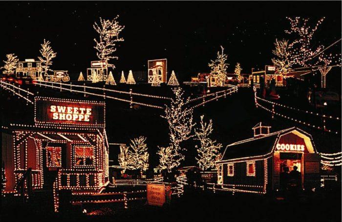 15 Best Christmas Light Displays In Pennsylvania 2016