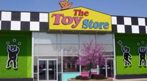 The Massive Toy Store In Kansas That Will Bring Out Your Inner Child