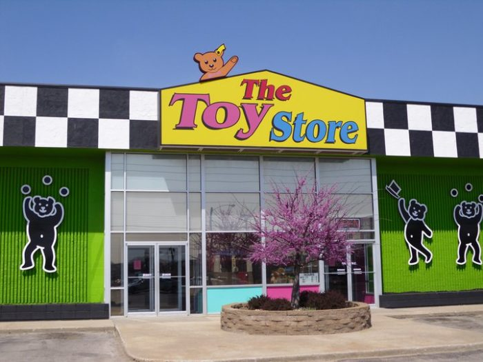 The Toy Store In Kansas That Will Bring Out Your Inner Child