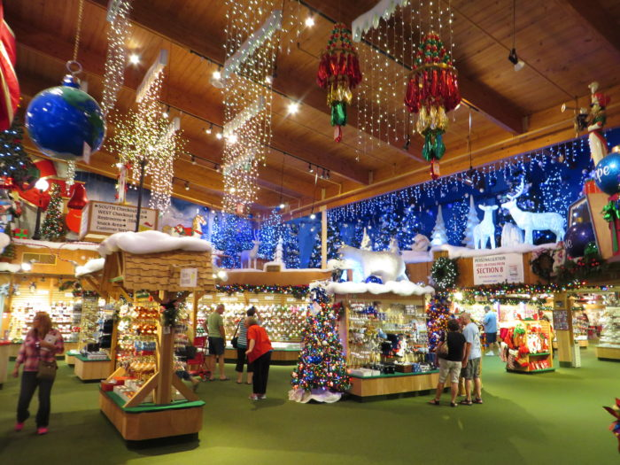 Bronner S Is The Best Most Magical Christmas Store In