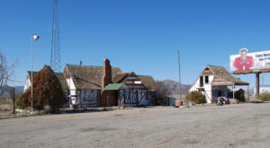 Decades Ago, This Abandoned Arizona Town Used To Be A Christmas Destination