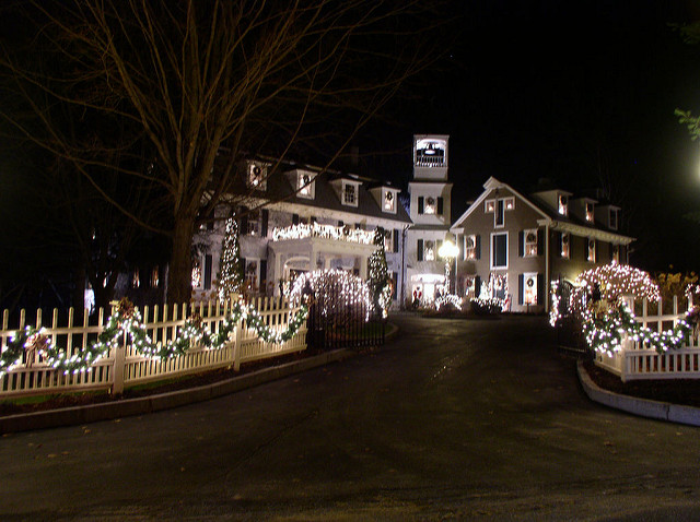 8 Best Christmas Light Displays In New Hampshire 2016